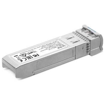 Product image of TP-LINK TL-SM5110-LR 10GBase-LR SFP+ LC Transceiver - Click for product page of TP-LINK TL-SM5110-LR 10GBase-LR SFP+ LC Transceiver
