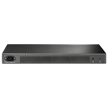 Product image of TP-LINK TL-SG3452 JetStream 48-Port Gigabit L2 Managed Switch with 4 SFP Slots - Click for product page of TP-LINK TL-SG3452 JetStream 48-Port Gigabit L2 Managed Switch with 4 SFP Slots