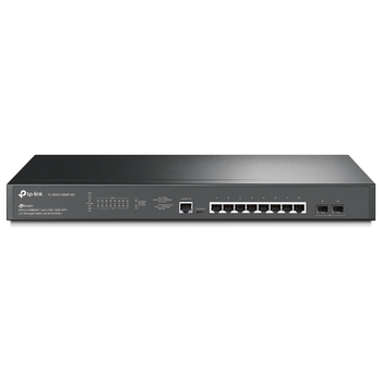 Product image of TP-LINK TL-SG3210XHP-M2 JetStream 8-Port 2.5GBASE-T and 2-Port 10GE SFP+ L2+ Managed Switch with 8-Port PoE+ - Click for product page of TP-LINK TL-SG3210XHP-M2 JetStream 8-Port 2.5GBASE-T and 2-Port 10GE SFP+ L2+ Managed Switch with 8-Port PoE+