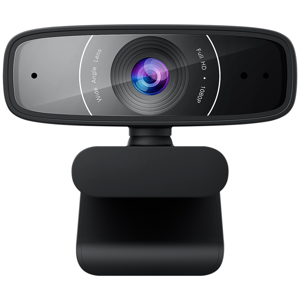 A large main feature product image of ASUS C3 1080p Webcam