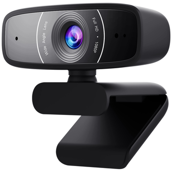 Product image of Asus C3 1080p Webcam - Click for product page of Asus C3 1080p Webcam