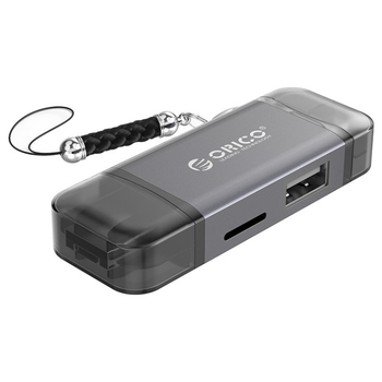 Product image of Orico USB3.0 6 Port Card Reader - Click for product page of Orico USB3.0 6 Port Card Reader