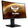 """A product image of ASUS TUF VG24VQ 23.6"""" Full HD Curved 144Hz 1MS FreeSync Gaming Monitor"""