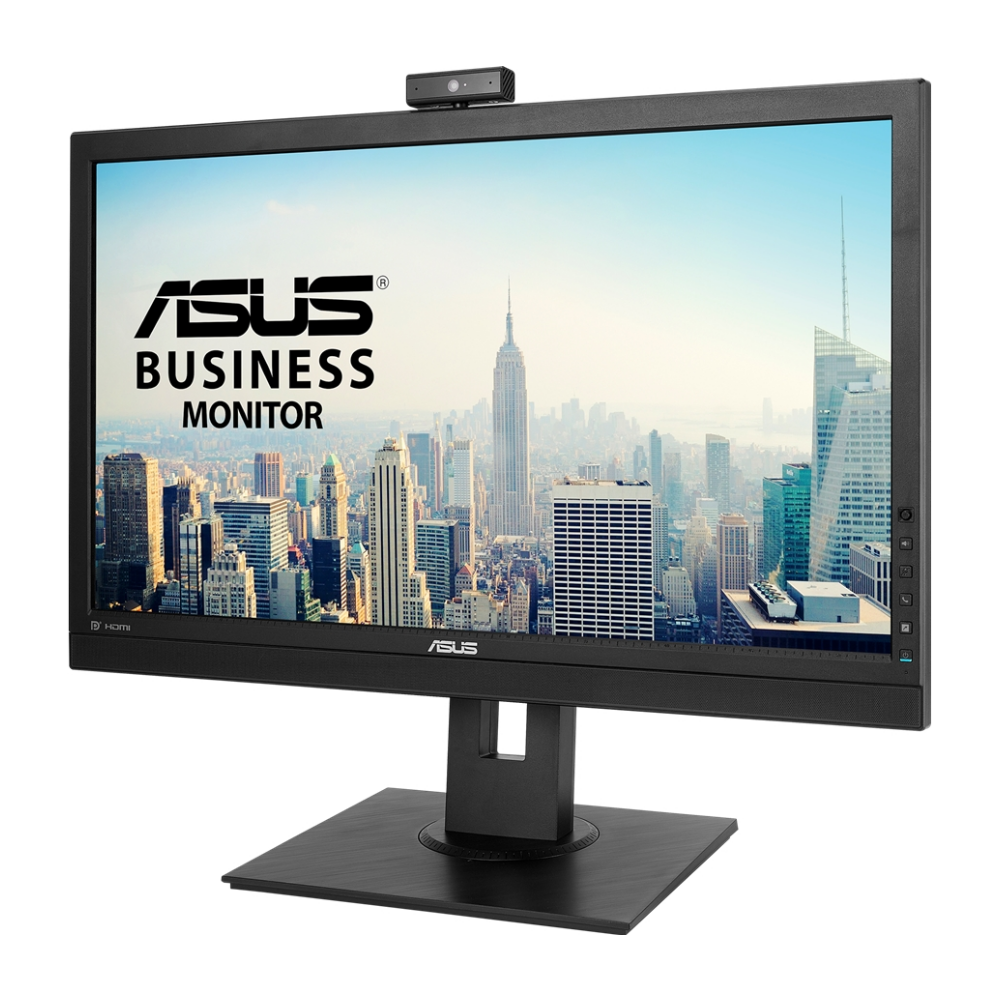 "A large main feature product image of ASUS BE24DQLB 23.8"" Full HD 5MS IPS Conferencing Monitor"