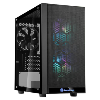 Product image of SilverStone PS15 Pro ARGB mATX Mid Tower Case - Click for product page of SilverStone PS15 Pro ARGB mATX Mid Tower Case
