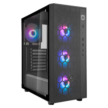 Product image of SilverStone FARA R1 Pro ARGB ATX Mid Tower Case - Click for product page of SilverStone FARA R1 Pro ARGB ATX Mid Tower Case