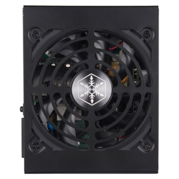 Product image of SilverStone SX750 750W 80PLUS Platinum Fully Modular SFX Power Supply - Click for product page of SilverStone SX750 750W 80PLUS Platinum Fully Modular SFX Power Supply