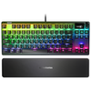 A product image of SteelSeries Apex Pro TKL RGB Mechanical Keyboard