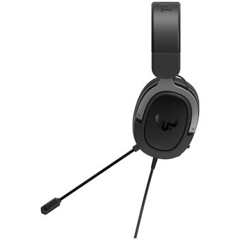 Product image of ASUS TUF H3 Gaming Headset - Gun Metal - Click for product page of ASUS TUF H3 Gaming Headset - Gun Metal