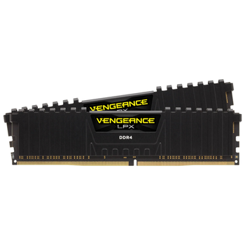 Product image of Corsair 16GB (2x8GB) DDR4 Vengeance LPX C18 3600Mhz - Click for product page of Corsair 16GB (2x8GB) DDR4 Vengeance LPX C18 3600Mhz