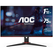 """A small tile product image of AOC 24G2E5 23.8"""" Full HD Adaptive Sync 75Hz 1MS IPS LED Gaming Monitor"""