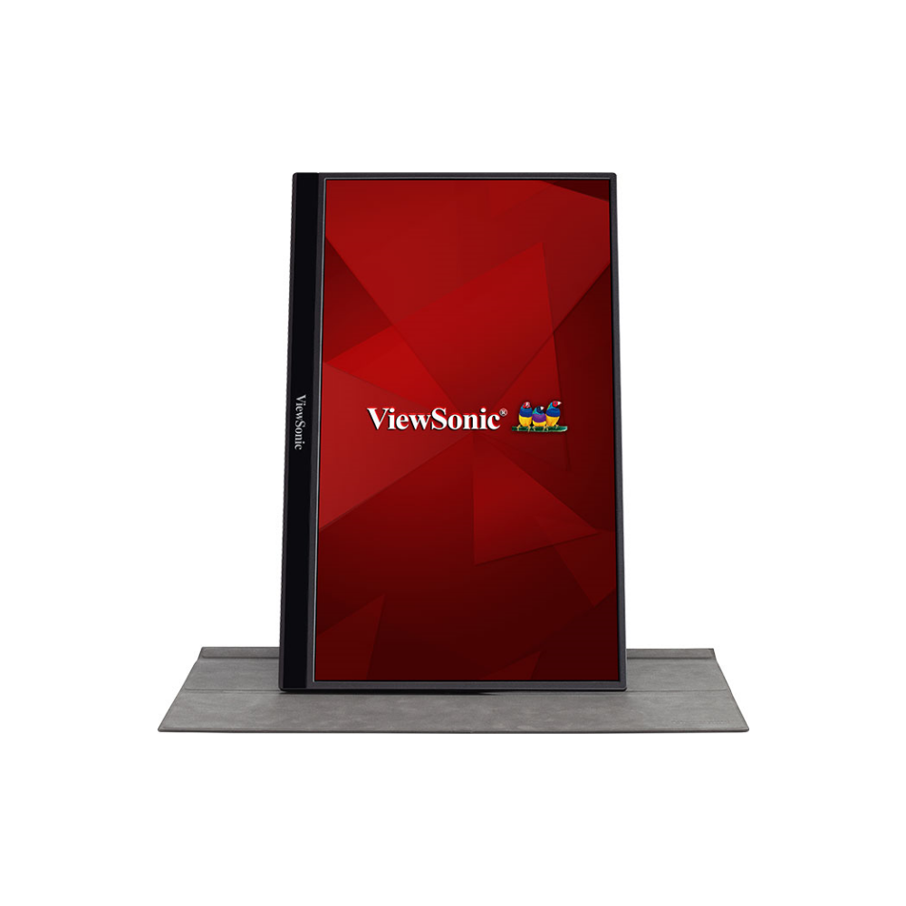 """A large main feature product image of ViewSonic VG1655 16"""" Full HD USB Type-C IPS LED Portable Monitor"""