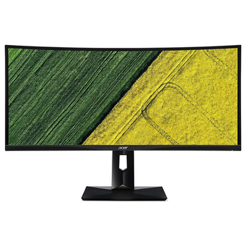 """Product image of Acer CZ340CKB 34"""" Ultrawide QHD Curved Adaptive Sync 100Hz 1MS IPS LED Gaming Monitor - Click for product page of Acer CZ340CKB 34"""" Ultrawide QHD Curved Adaptive Sync 100Hz 1MS IPS LED Gaming Monitor"""