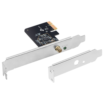 Product image of TP-LINK Archer T2E Wireless-AC600 Dual Band PCIe Adapter - Click for product page of TP-LINK Archer T2E Wireless-AC600 Dual Band PCIe Adapter