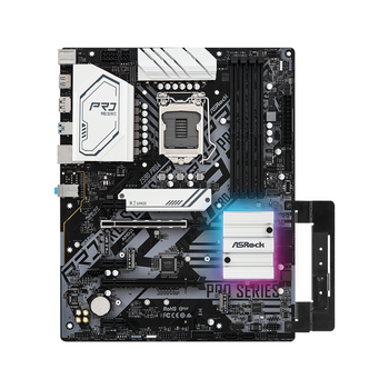 Product image of ASRock Z590 Pro 4 LGA1200 ATX Desktop Motherboard - Click for product page of ASRock Z590 Pro 4 LGA1200 ATX Desktop Motherboard