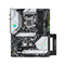 A small tile product image of ASRock Z590 Steel Legend WiFi 6E LGA1200 ATX Desktop Motherboard
