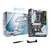 A product image of ASRock Z590 Steel Legend WiFi 6E LGA1200 ATX Desktop Motherboard