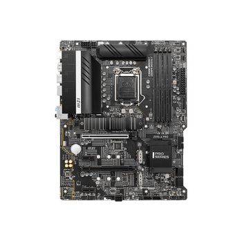 Product image of MSI Z590-A Pro LGA1200 ATX Desktop Motherboard - Click for product page of MSI Z590-A Pro LGA1200 ATX Desktop Motherboard