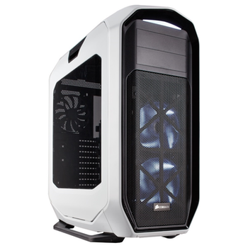 Product image of EX-DEMO Corsair Graphite 780T White Full Gaming Tower Case w/Side Panel Window - Click for product page of EX-DEMO Corsair Graphite 780T White Full Gaming Tower Case w/Side Panel Window