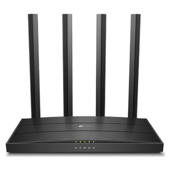 Product image of TP-LINK Archer A6 Wireless-AC1200 WiFi 5 Dual Band MU-MIMO Gigabit Router - Click for product page of TP-LINK Archer A6 Wireless-AC1200 WiFi 5 Dual Band MU-MIMO Gigabit Router