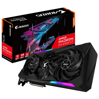 Product image of Gigabyte Radeon RX 6900 XT Aorus Master 16GB GDDR6 - Click for product page of Gigabyte Radeon RX 6900 XT Aorus Master 16GB GDDR6