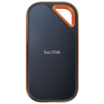 Product image of SanDisk Extreme PRO Portable SSD V2 2TB - Click for product page of SanDisk Extreme PRO Portable SSD V2 2TB