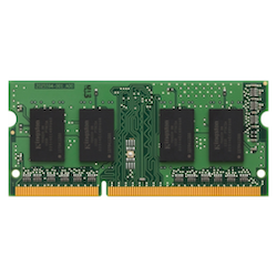 Product image of Kingston 8GB DDR3L SO-DIMM C11 1600MHz - Click for product page of Kingston 8GB DDR3L SO-DIMM C11 1600MHz