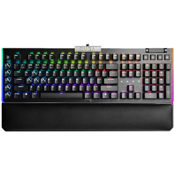 Product image of eVGA Z20 RGB Optical Mechanical Gaming Keyboard (Linear) - Click for product page of eVGA Z20 RGB Optical Mechanical Gaming Keyboard (Linear)