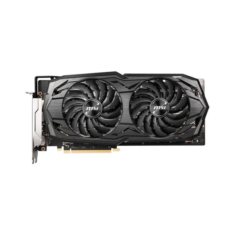A large main feature product image of MSI Radeon RX 5600 XT GAMING MX 6GB GDDR6
