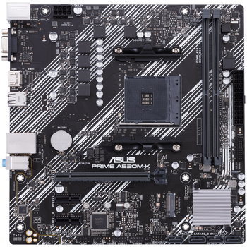Product image of ASUS PRIME A520M-K AM4 mATX Desktop Motherboard - Click for product page of ASUS PRIME A520M-K AM4 mATX Desktop Motherboard
