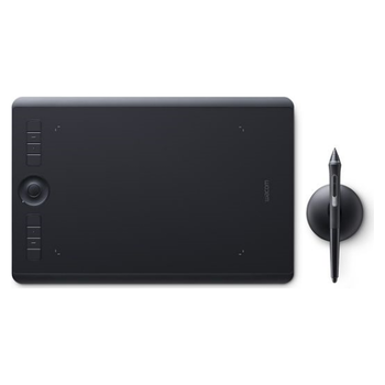 Product image of Wacom Intuos Pro Medium with Pro Pen 2 technology - Click for product page of Wacom Intuos Pro Medium with Pro Pen 2 technology