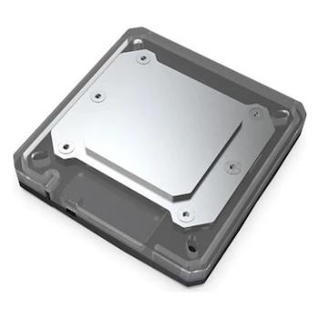 Product image of Bykski CPU-FIRE-ON-I CPU Water Cooling Block w/Temp Digital Display - Black w/ 5v Addressable RGB (RBW) (LGA 115x / 20xx) - Click for product page of Bykski CPU-FIRE-ON-I CPU Water Cooling Block w/Temp Digital Display - Black w/ 5v Addressable RGB (RBW) (LGA 115x / 20xx)