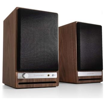 Product image of Audioengine HD4 Powered Wireless Desktop Speakers - Walnut - Click for product page of Audioengine HD4 Powered Wireless Desktop Speakers - Walnut