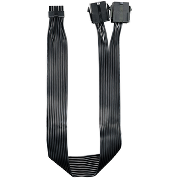 Product image of Cooler Master 12 Pin to 2x8 Pin PCI-E Cable Adapter - Click for product page of Cooler Master 12 Pin to 2x8 Pin PCI-E Cable Adapter