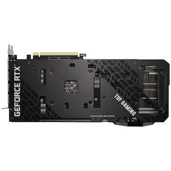 Product image of ASUS GeForce RTX 3060 TUF Gaming 12GB GDDR6 - Click for product page of ASUS GeForce RTX 3060 TUF Gaming 12GB GDDR6