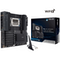 A product image of ASUS Pro WS WRX80E-SAGE SE WIFI sWRX8 eATX Desktop Motherboard - Click to browse this related product