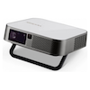 A product image of ViewSonic M2e Smart 1080p Portable LED Projector