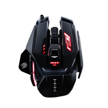 Product image of Mad Catz R.A.T. PRO S3 Gaming Mouse Black - Click for product page of Mad Catz R.A.T. PRO S3 Gaming Mouse Black