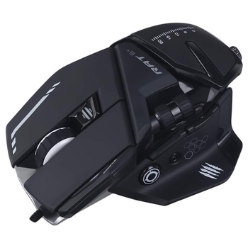 Product image of Mad Catz R.A.T. 6+ Gaming Mouse Black - Click for product page of Mad Catz R.A.T. 6+ Gaming Mouse Black