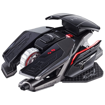 Product image of Mad Catz R.A.T. PRO X3 Gaming Mouse Black - Click for product page of Mad Catz R.A.T. PRO X3 Gaming Mouse Black