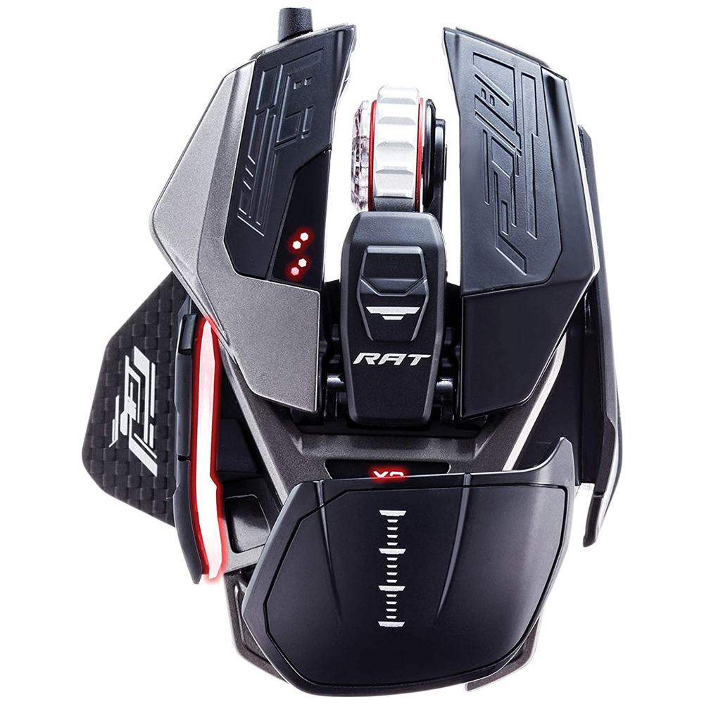 A large main feature product image of Mad Catz R.A.T. PRO X3 Gaming Mouse Black