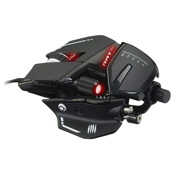 Product image of Mad Catz R.A.T. 8+ Gaming Mouse Black - Click for product page of Mad Catz R.A.T. 8+ Gaming Mouse Black