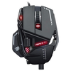 A product image of Mad Catz R.A.T. 8+ Gaming Mouse Black