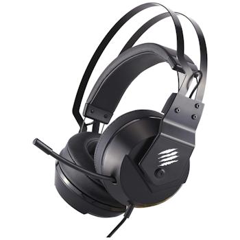 Product image of Mad Catz F.R.E.Q. 2 Gaming Headset Black - Click for product page of Mad Catz F.R.E.Q. 2 Gaming Headset Black
