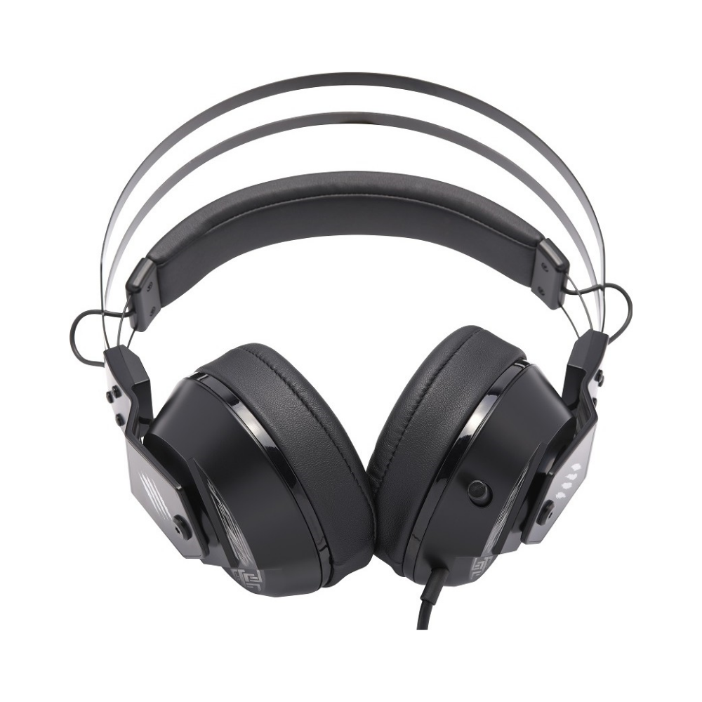 A large main feature product image of Mad Catz F.R.E.Q. 4 Gaming Headset Black