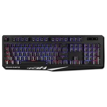 Product image of Mad Catz S.T.R.I.K.E 2 Gaming Keyboard Black - Click for product page of Mad Catz S.T.R.I.K.E 2 Gaming Keyboard Black