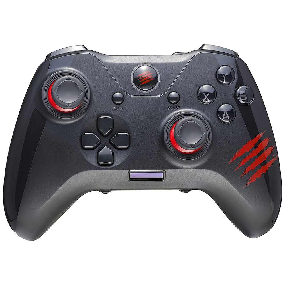 A large main feature product image of Mad Catz C.A.T. 7 Game Pad