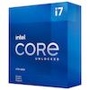 A product image of Intel Core i7 11700KF Rocket Lake 8 Core 16 Thread Up To 4.9Ghz LGA1200 - No HSF/No iGPU Retail Box