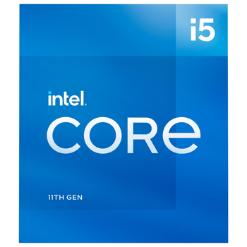 Product image of Intel Core i5 11600 Rocket Lake 6 Core 12 Thread Up To 4.8Ghz LGA1200 - Retail Box - Click for product page of Intel Core i5 11600 Rocket Lake 6 Core 12 Thread Up To 4.8Ghz LGA1200 - Retail Box