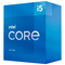 A small tile product image of Intel Core i5 11500 Rocket Lake 6 Core 12 Thread Up To 4.6Ghz LGA1200 - Retail Box